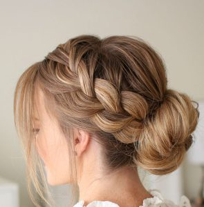 Ash Side Braided Style
