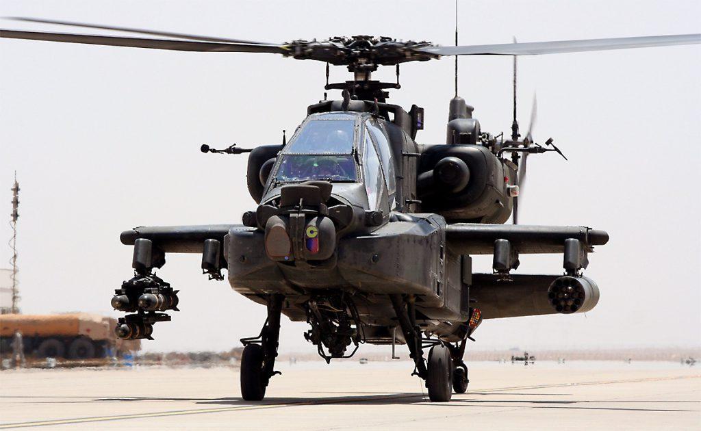 Boeing Longbow Apache AH-64D