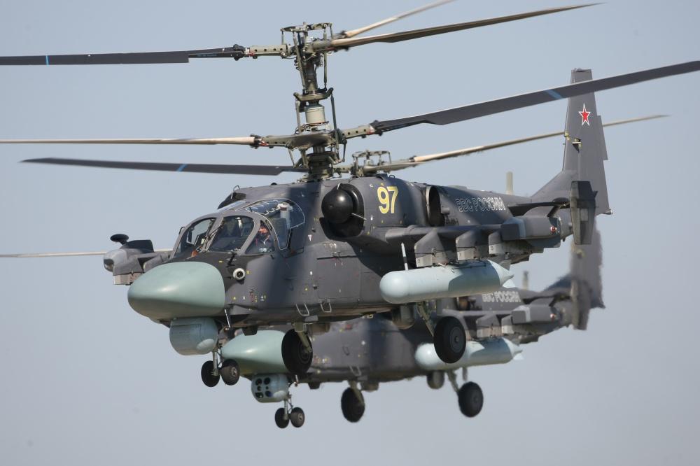 Kamov Ka-52 Hokum-B