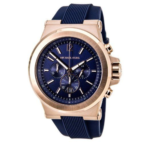 Michael Kors MK8295 Dylan Gold Tone Watch