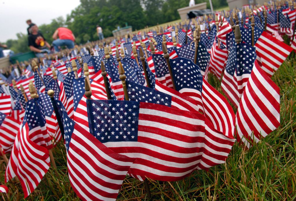 Veteran's Memorial Day