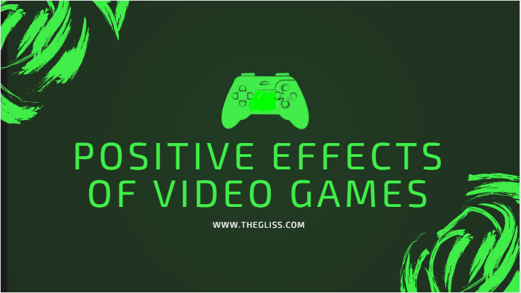 positive effects of video games The drawbacks: negative effects of video games most of the bad effects of video games are blamed on the violence they contain children who play more violent video games are more likely to have increased aggressive thoughts, feelings, and behaviors, and decreased prosocial helping, according to a scientific study (anderson & bushman, 2001).