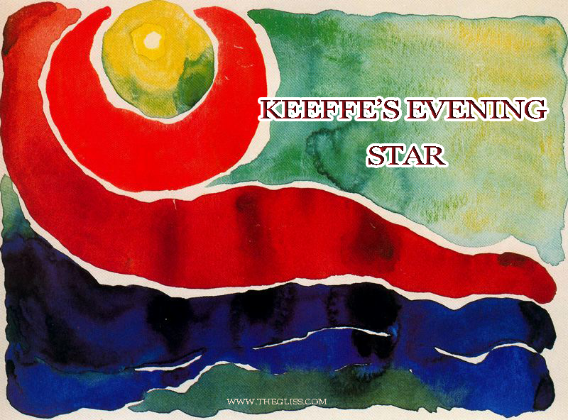 keeffe's-evening-star