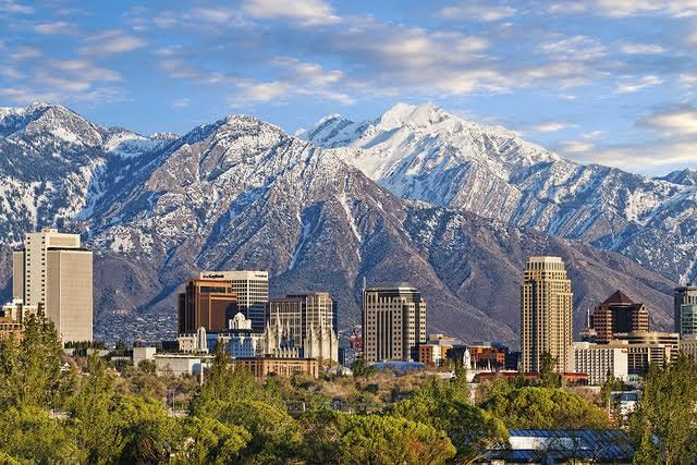 live in Utah