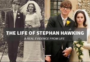 life of stephan hawking