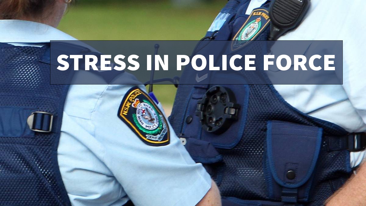 Stress in Police Force