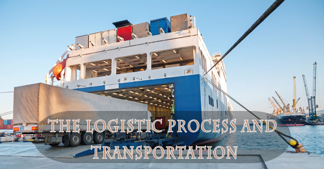 the logistic process