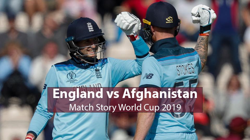 England vs Afghanistan