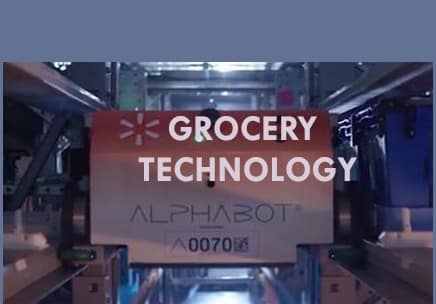 Alphabot Technology used by Walmart