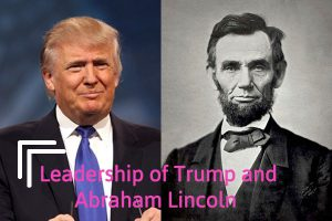 Trump-and-Abraham -Lincoln
